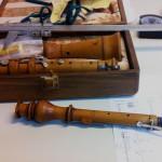 medición de oboe
