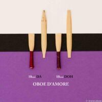Oboe D'Amore - Comparación